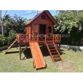 cabaa infantil de madera