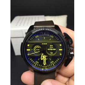 Relógio Diesel Dz4364 Ironside Verde - Não É Réplica