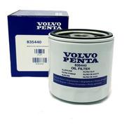 835440 Filtro Óleo Lubrificante Volvo Penta - Motor Gasolina