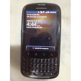 Telefono Motorola Xt605 Touch