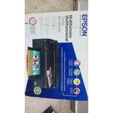 Impresora Multifunción Epson Tx105 En Caja A Revisar