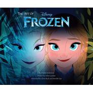 Libro The Art Of Frozen
