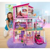 Nueva Casa Barbie Modelo 2018 Original Con Tobogan 3 Pisos