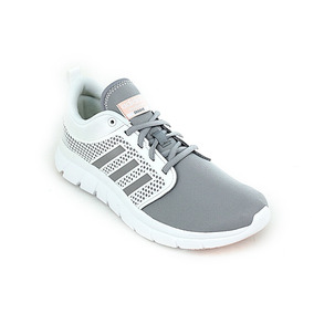 Zapatilla Adidas Neo Cloudfoam Groove Blanco Running Mujer