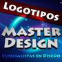 Diseño Logotipo Profesional 1 Día Correcciones Ilimitadas **