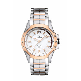 faad4e0a42c Luxuoso Relogio Bracelete Bulova Caravelle - Joias e Relógios no ...