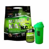 Mutant Mass Star Nutrition X 5kg + Creatina X 300g + Shaker