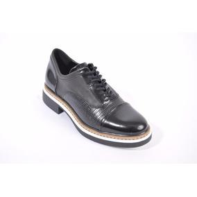 Zapato De Mujer Zuca 245 Mocasin De Cuero Moderno