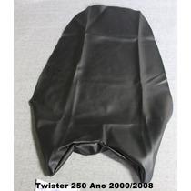 Capa De Banco De Moto Twister 250 Cl Ano (2000/2008)