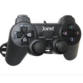 Control Joystick Juegos Pc Laptop Gamepad 2 Palancas- Te638