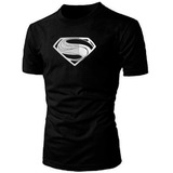 Remeras Superheroes Superman Estampado En Vinil