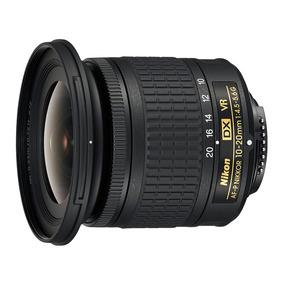 Lente Af-p Dx Nikkor 10-20mm F/4.5-5.6g Vr
