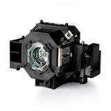 Lámpara De Repuesto Para Epson Powerlite S5 / S6 / 77c / 78