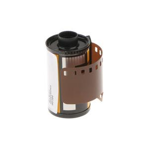 1 Rollo 35mm Color Negativo Imprimir Película Iso 400 27 Ex