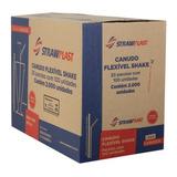 Canudo Para Milk Shake Strawplast Neon Cs-329 2.000 Unidades