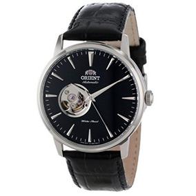 Pulseira Orient Couro Original - Relógios De Pulso no Mercado Livre ... 3829b69a51