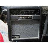 Amplificador Para Guitarra , Marca Hiwatt Modelo G15r