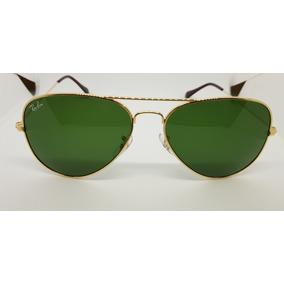 2cce7980a9a91 Ray Ban 3428 Aviator Lentes G15 - Óculos no Mercado Livre Brasil
