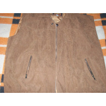 Hermosa Chaqueta Marron De Vestir Guess Usa Talle 4 Xl