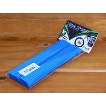 Capa De Raio Para Motos - Azul