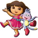 Dora Aventureira10 Display,festa Infantil,mdf