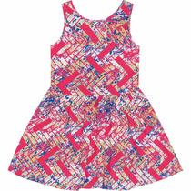 Vestido Estamp Rosa Mineral 11203076 - Rosa - 04