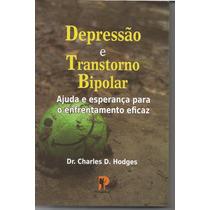 Livro Depressão E Trasntorno Bipolar