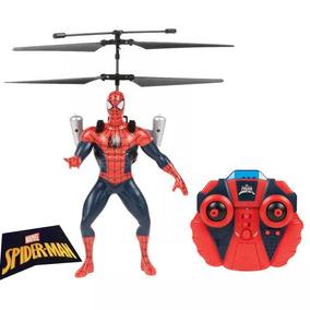Helicoptero Spider-man Copter Hero Candide Envio Imediato
