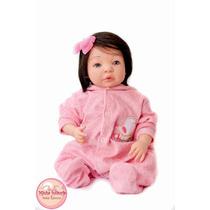 Boneca Bebê Reborn Yasmin Original Pronta Entrega