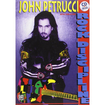John Petrucci - Rock Discipline Tablatura Partitura Libro