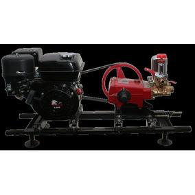 Aspersora Motorizada Agrícola De Presición S30e./ 6.5 Hp