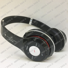 Audífonos Beats Inalambricos Micro Sd Mp3 Bluetooth Fm