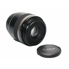 Lente Macro Para Câmeras Canon Reflex Eos Digital (20d, 30d