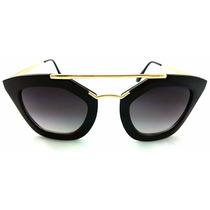 Óculos De Sol Feminino Barato Gatinho Uv400 Frete Grátis