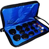 Kit Para Massagens Com Pedras Quentes Vulcânicas