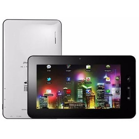 Tablet Phaser Kinno Pc709 Ve Plus-7 1 Gb Wi-fi Android 4.0.2