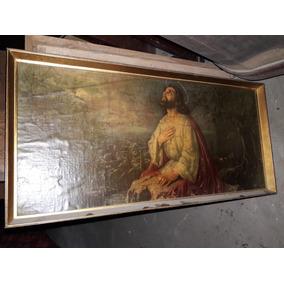 Cuadro Lámina Jesús A Restaurar. Cód.: #1100