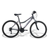 Kit Bicicleta Caloi Htx Sport Feminina Alumínio 21v
