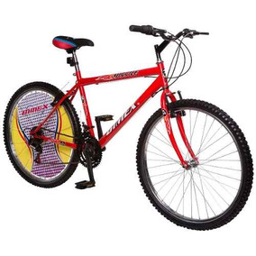 Bicicleta Montaña Bimex Missile R-26 / 18 Velocidad Bike