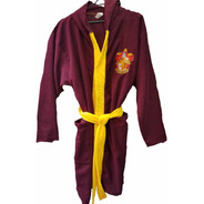 Bata Harry Potter Bata De Baño Gryffindor