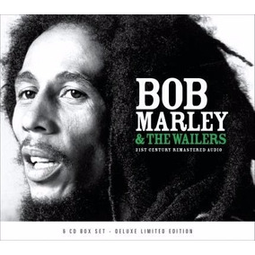 Box Cd Bob Marley & The Wailers - 6 Cds