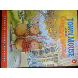 Town Mouse And Country Mouse Libro De Texto Ingles Impecable