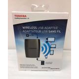 Tu Propia Nube, Adaptador Toshiba Canvio Wireless