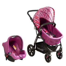 Coche Travel Magenta Galaxy 5230mges