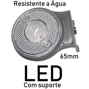 Lanterna Lateral Led De Posição Bivolt Caminhão Reboque