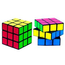 Cubo Magico Grande Em Diversas Cores 5cm