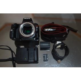 Corpo Camera Sony Alpha A37