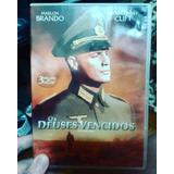Os Deuses Vencidos Dvd Marlon Brando Original Guerra Mundial