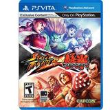 ..:: Street Fighter X Tekken ::.. Para Psv A Meses