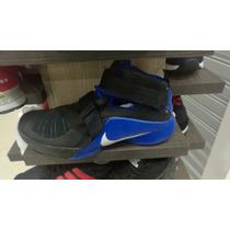 Botas Nike Lebron James Soldiers